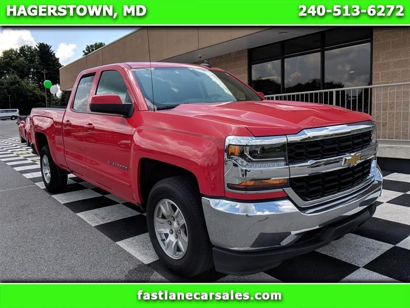 Used 2018 Chevrolet Silverado 1500 Unknown In
