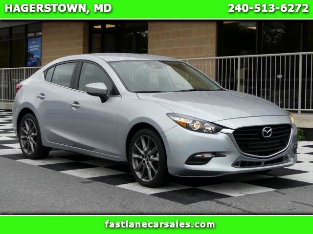 2018 Mazda MAZDA3 s Touring AT 4-Door