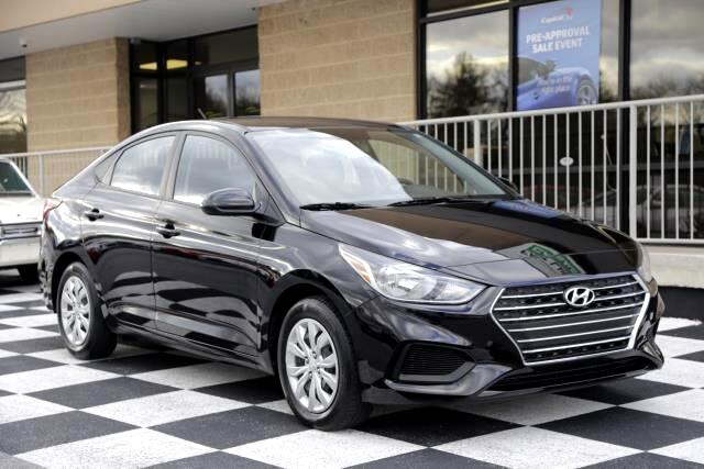 Hyundai Accent SE 4-Door 6A 2019