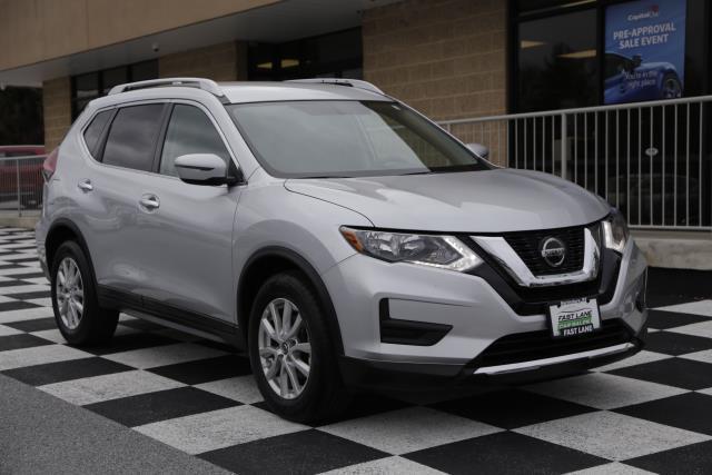 Nissan Rogue SV 2WD 2018