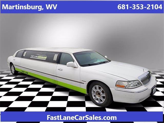 Lincoln Town Car Executive Limo 2006