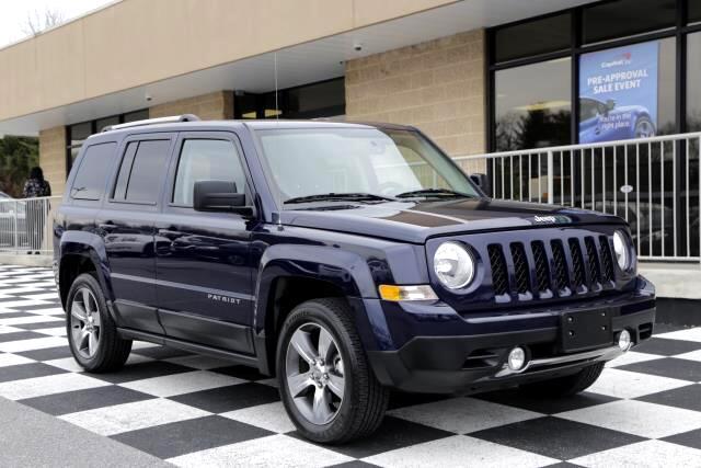 Jeep Patriot Latitude 2WD 2017