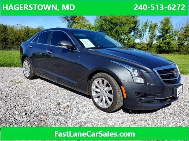 Cadillac ATS 2.0L Luxury RWD 2017