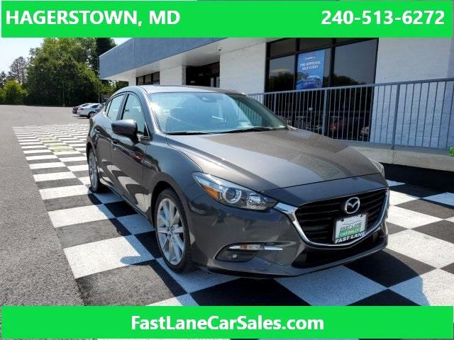 Mazda MAZDA3 s Grand Touring AT 5-Door 2017