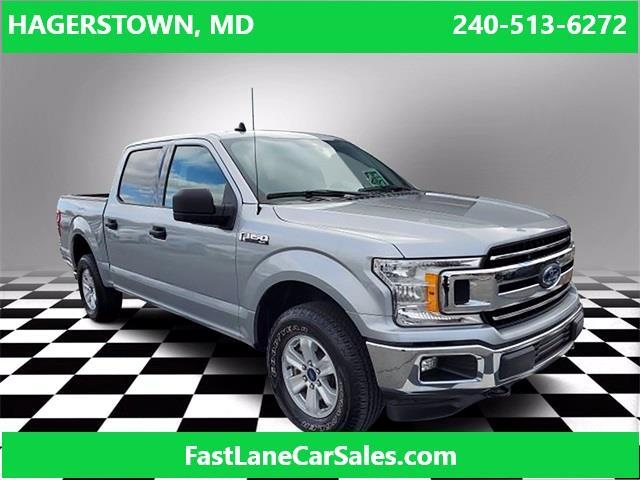 "Ford F-150 4WD SuperCrew 139"" XLT 2020"