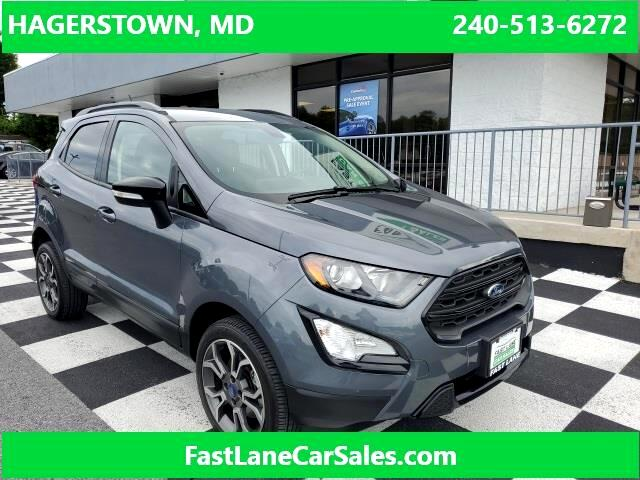 Ford EcoSport SES AWD 2019