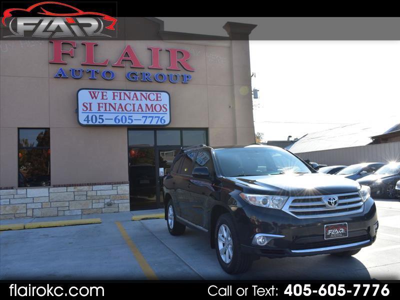 Toyota Dealers Okc >> Used 2012 Toyota Highlander Base 2wd V6 For Sale In Oklahoma