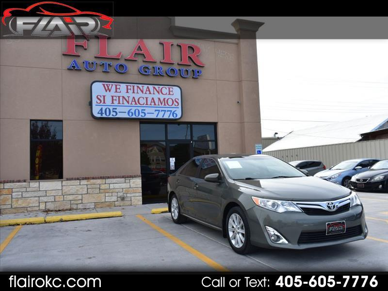 Toyota Dealers Okc >> Used 2012 Toyota Camry Le For Sale In Oklahoma City Ok 73112
