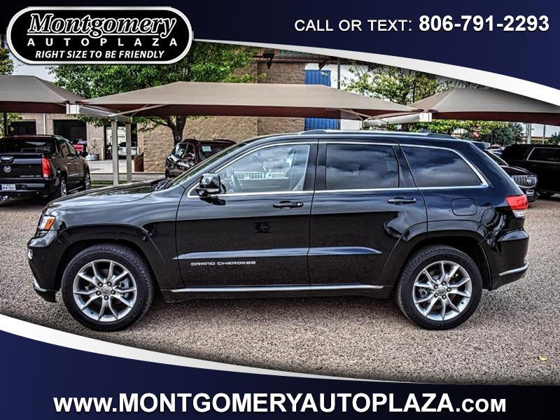 2015 Jeep Grand Cherokee Summit 2WD