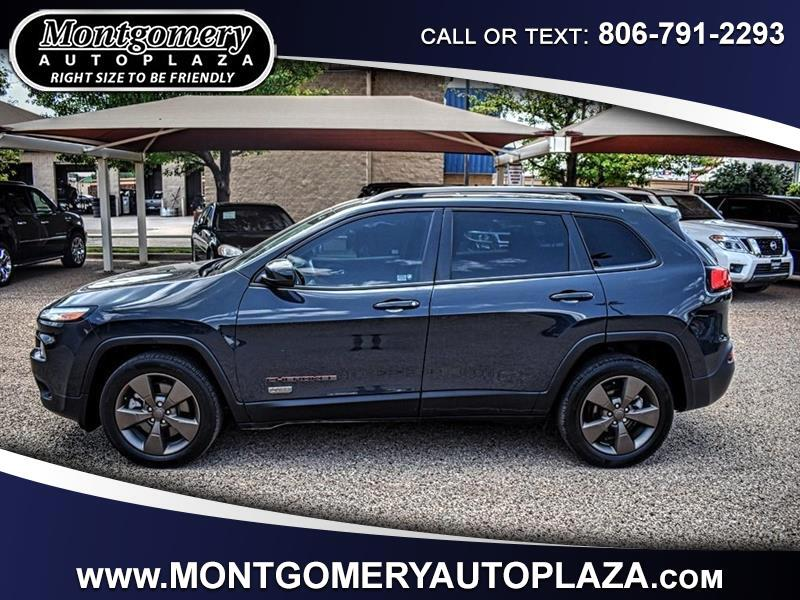 2017 Jeep Cherokee FWD 4dr 75th Anniversary