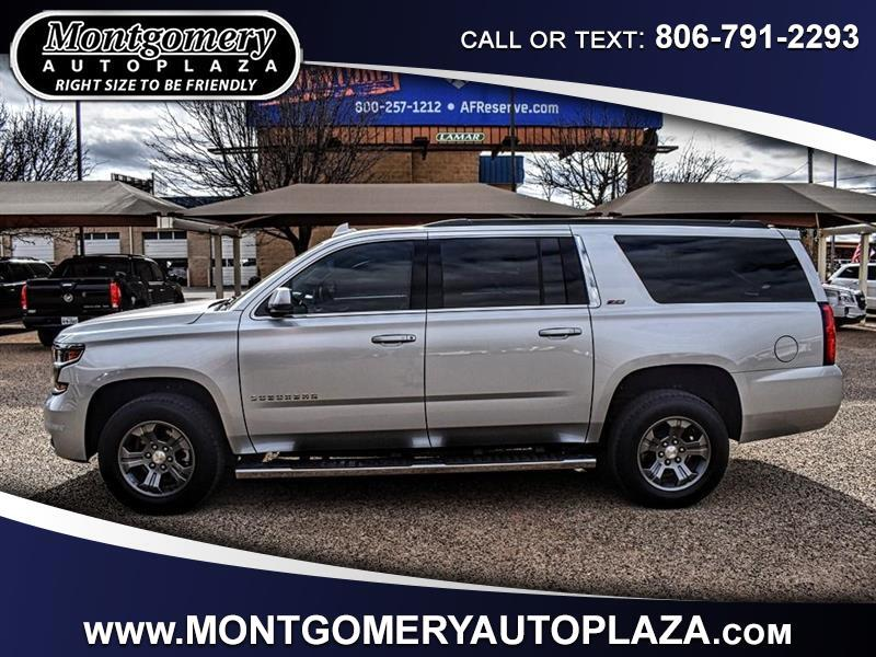 Chevrolet Suburban 4dr 1500 4WD Z71 Off Road 2016