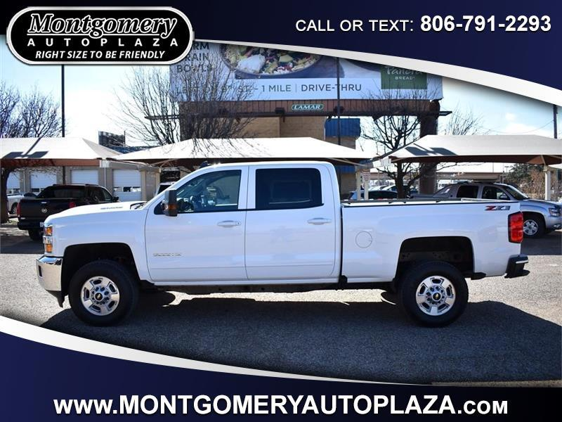 Chevrolet Silverado 2500HD LT Crew Cab Short Bed 4WD 2019