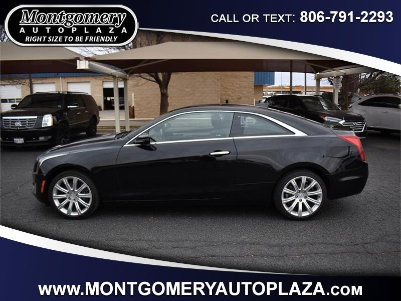 Cadillac ATS Coupe 2.0L Luxury AWD 2017