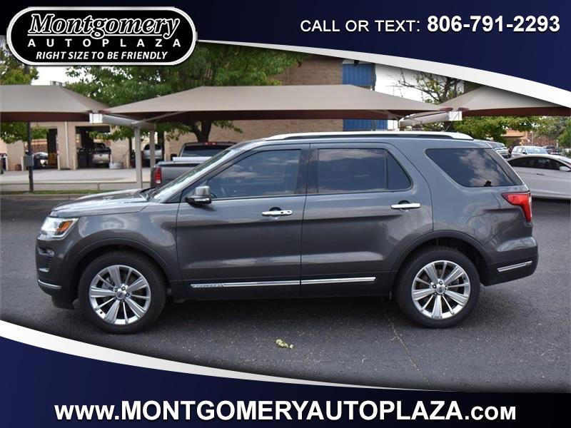 Ford Explorer Limited 4WD 2019