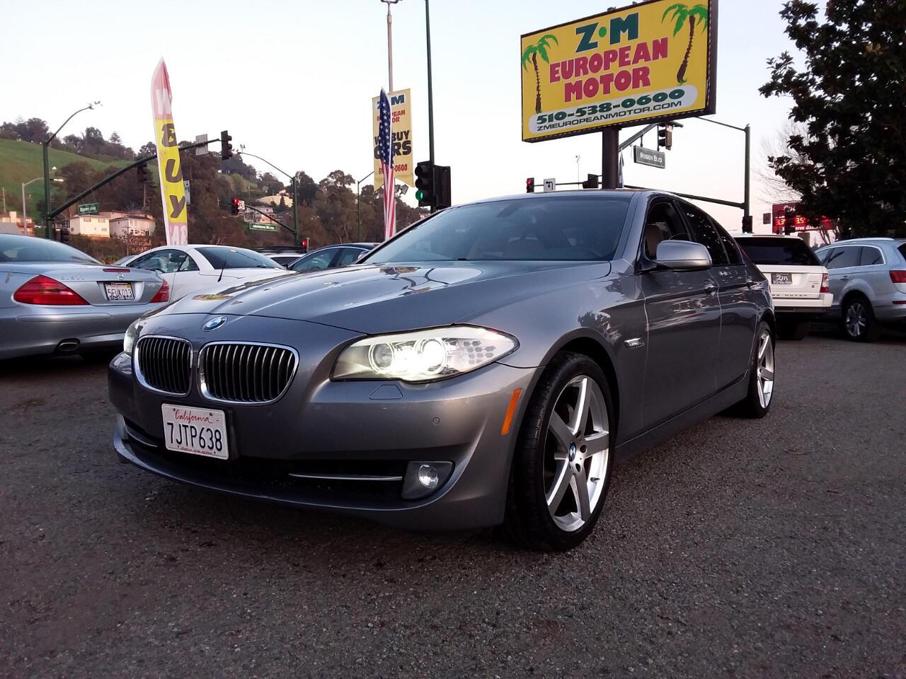 BMW 5-Series 535i 2011