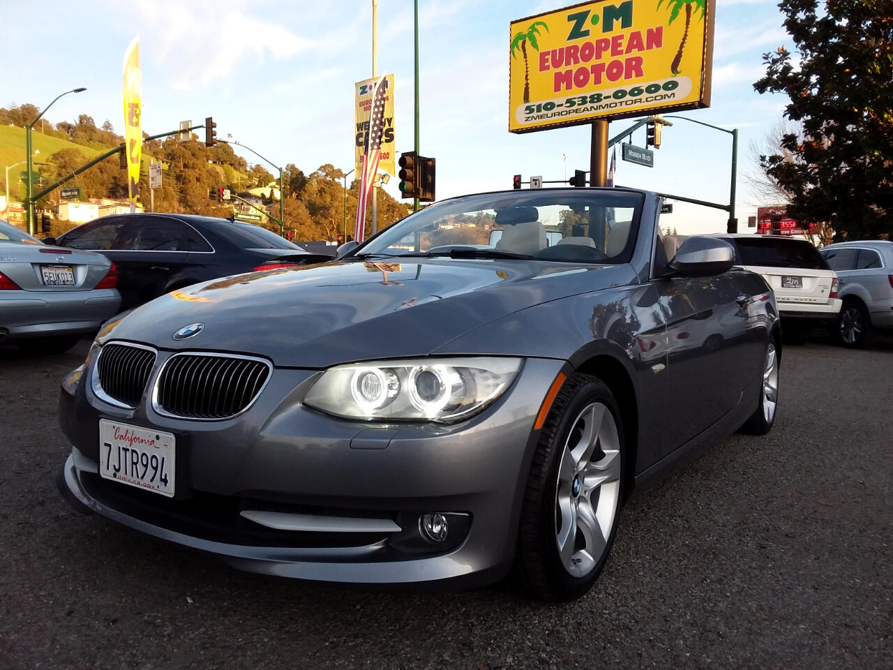 BMW 3-Series 335i Convertible 2011