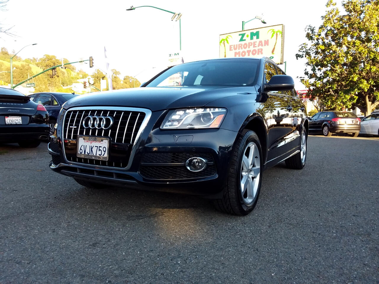 Audi Q5 3.2 quattro Premium 2012