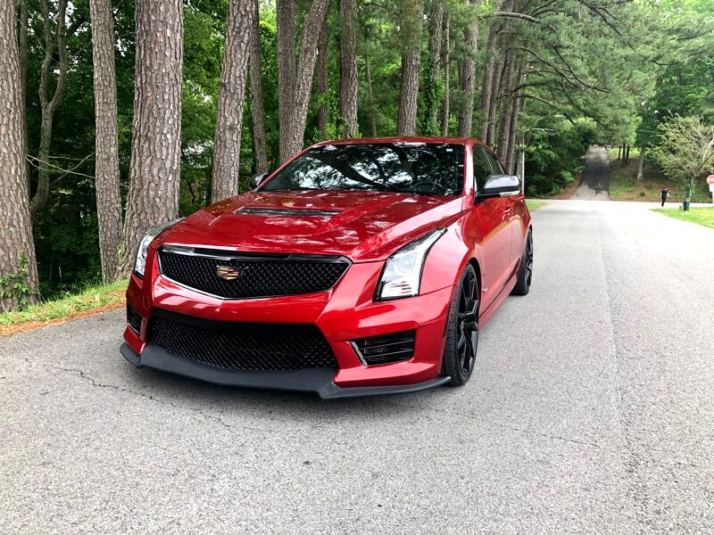 Cadillac ATS-V V Sedan 2016
