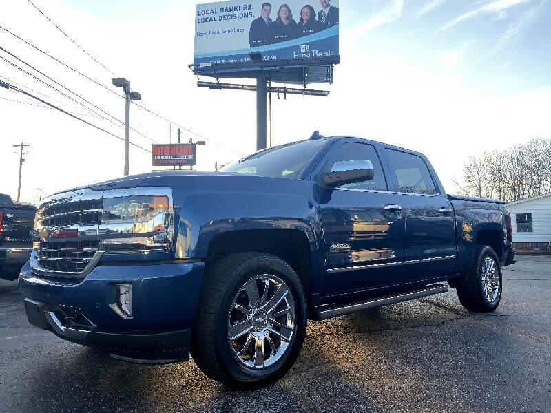 Chevrolet Silverado 1500 High Country Crew Cab Short Box 4WD 2017