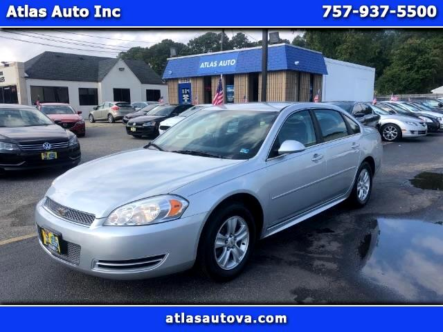 Chevrolet Impala LS (Fleet) 2012