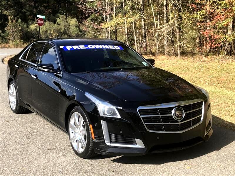 Cadillac CTS 2.0L Turbo Premium RWD 2014