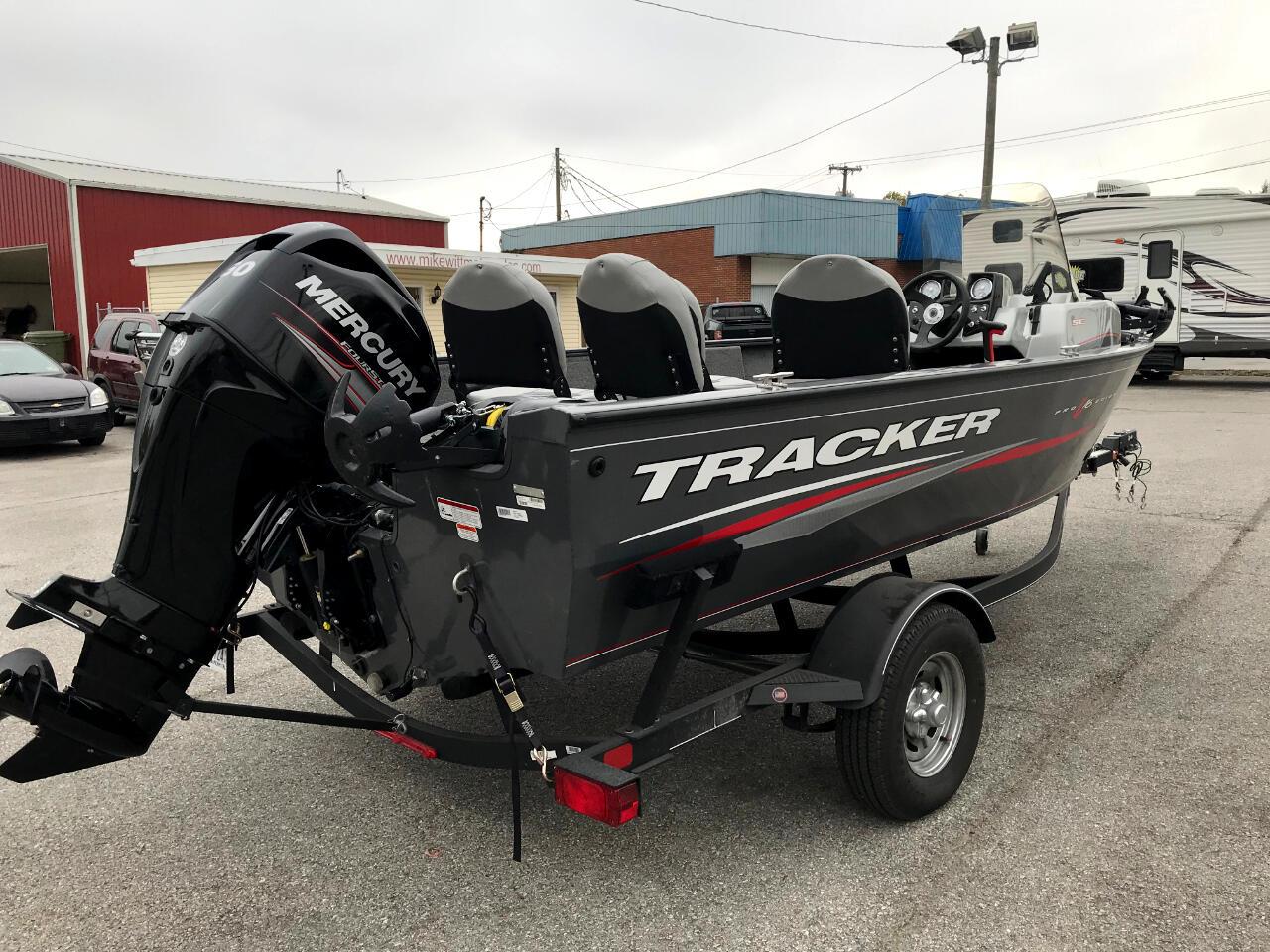 2018 Tracker Pro Guide V-16 SC