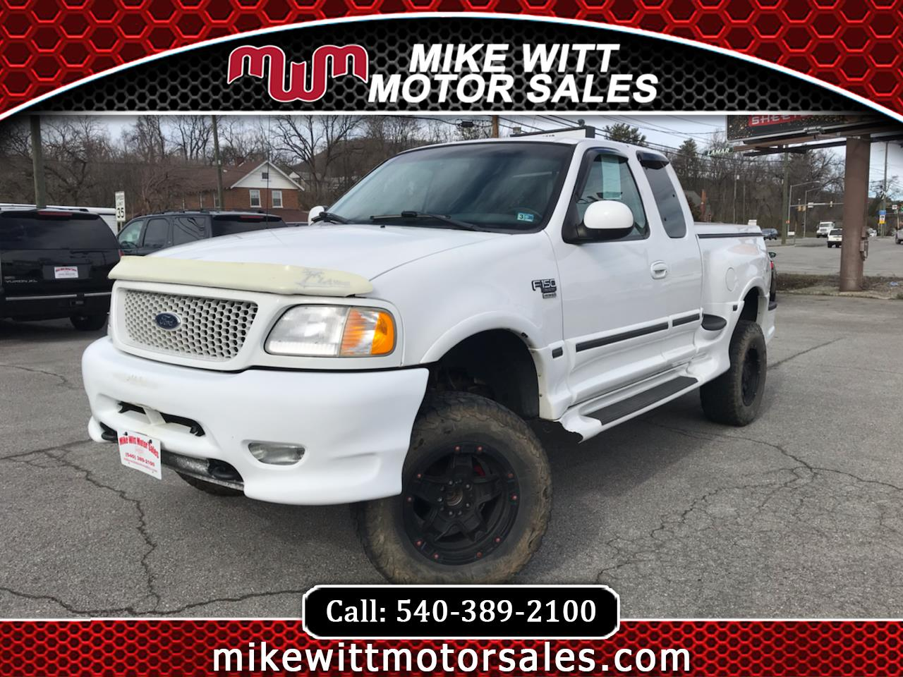 Ford F-150 Lariat SuperCab 6.5-ft. Bed 4WD 2000