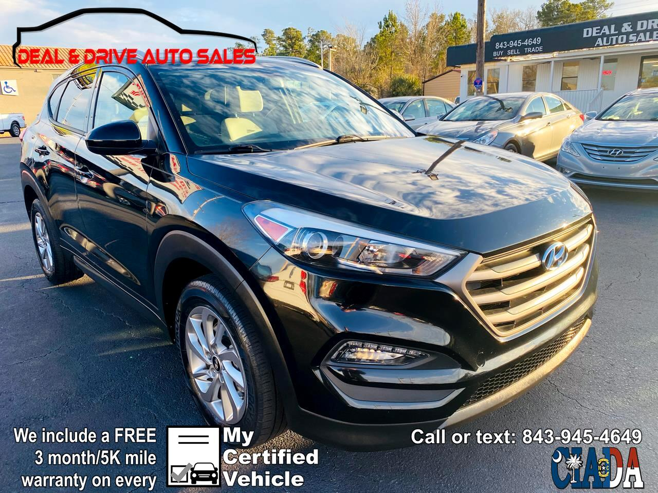 Hyundai Tucson SE w/Preferred Package 2016