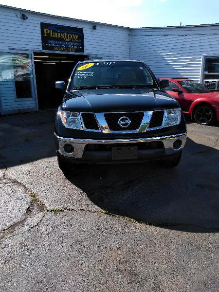 2008 Nissan Frontier LE King Cab 4WD