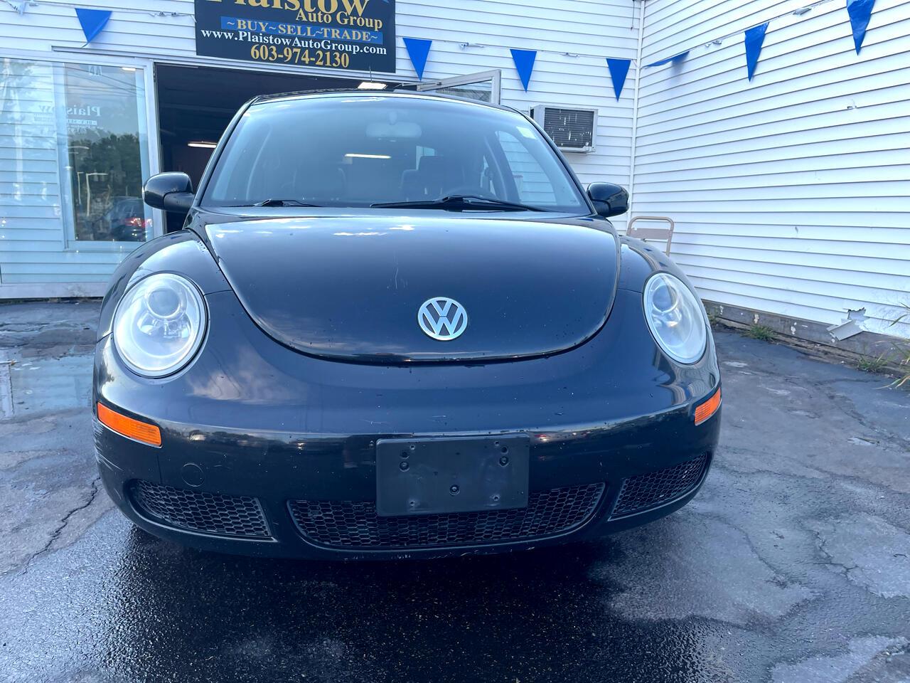Volkswagen New Beetle S PZEV 2008