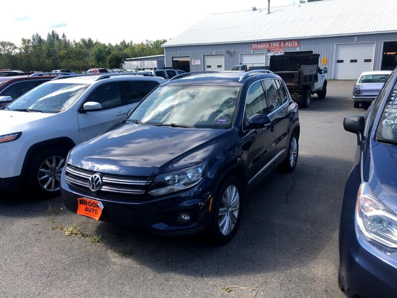 Brooks Auto Sales >> Used 2014 Volkswagen Tiguan S For Sale In Dexter Me 04930