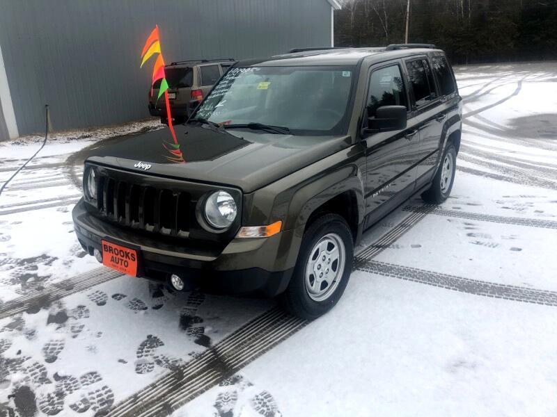 Jeep Patriot Sport 4WD 2016