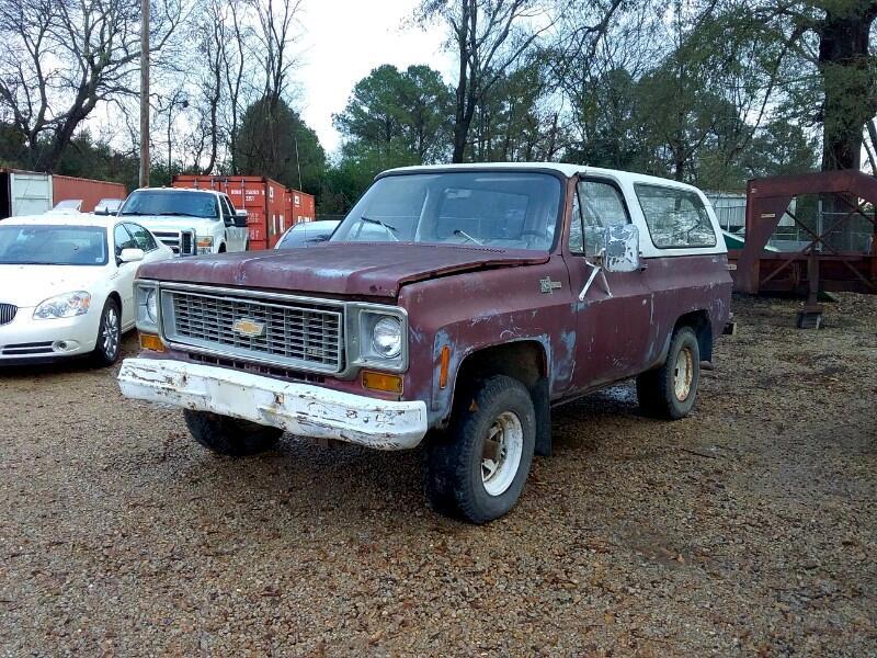 Chevrolet K Blazer  1974