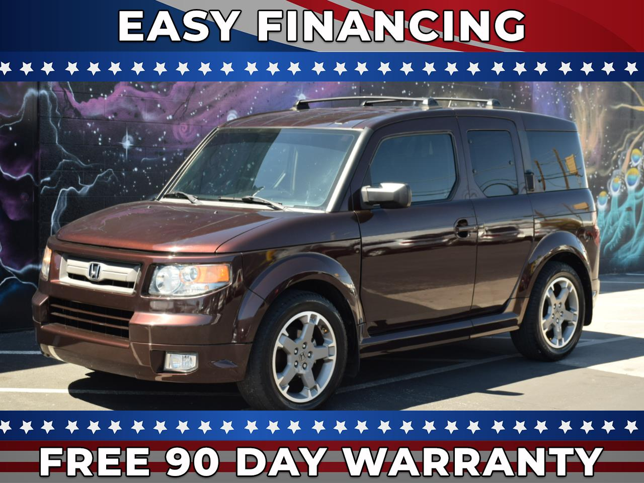 2008 Honda Element SC 2WD AT