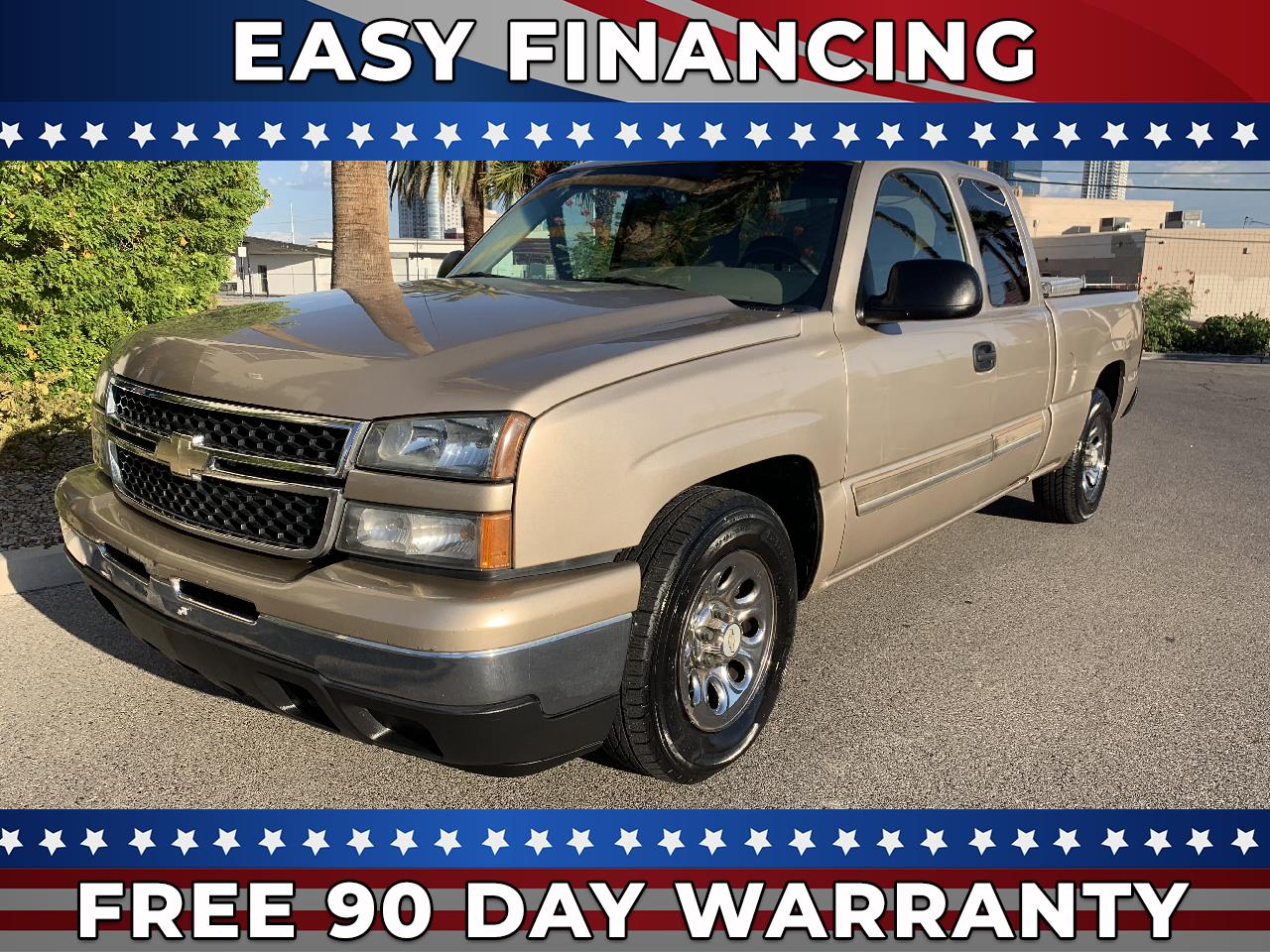 2006 Chevrolet Silverado 1500 LT3 Ext. Cab Short Bed 2WD