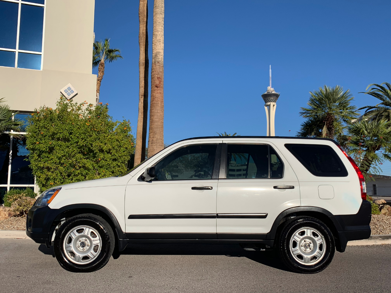2005 Honda CR-V LX 2WD AT