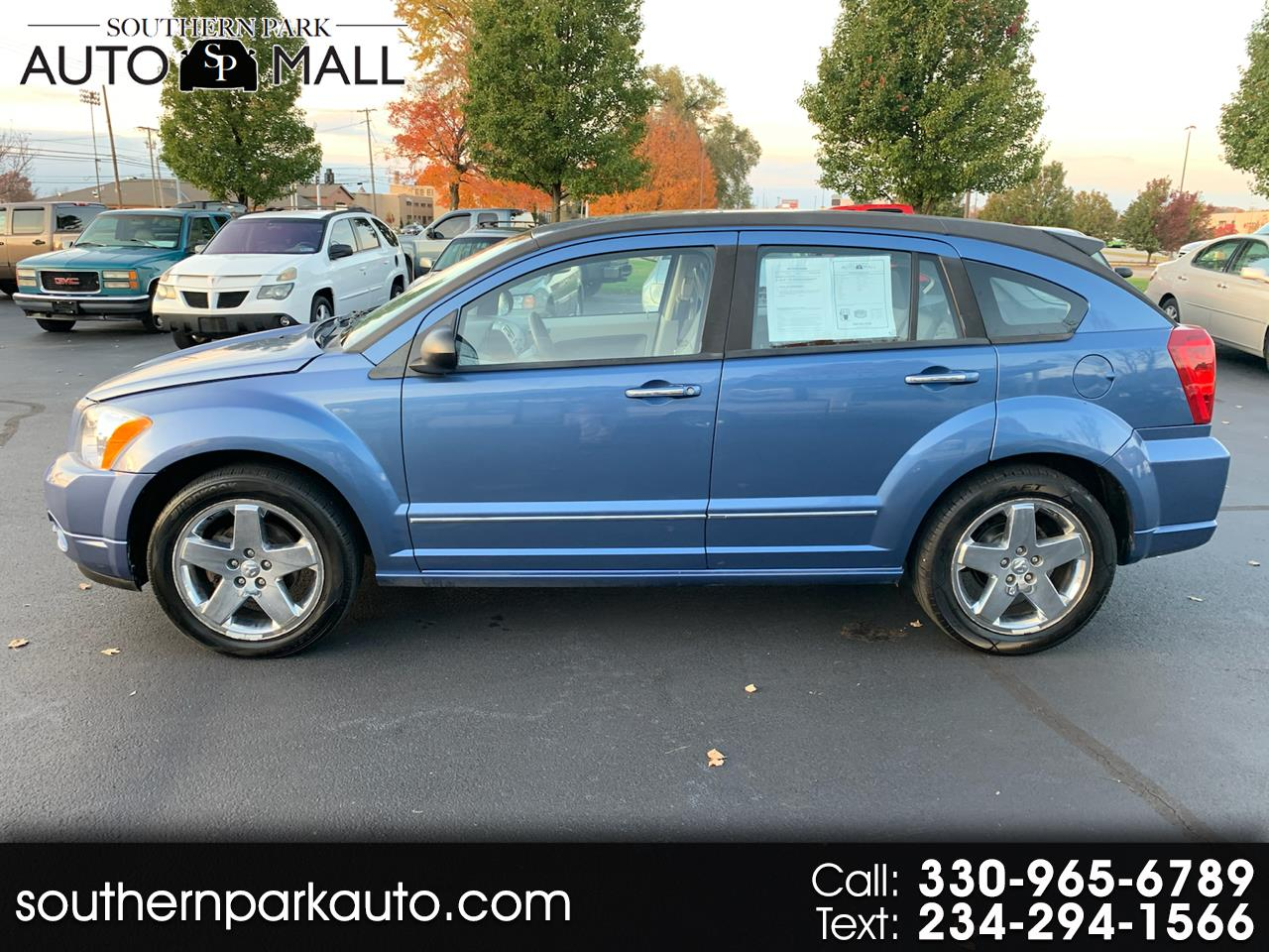 Dodge Caliber R/T FWD 2007