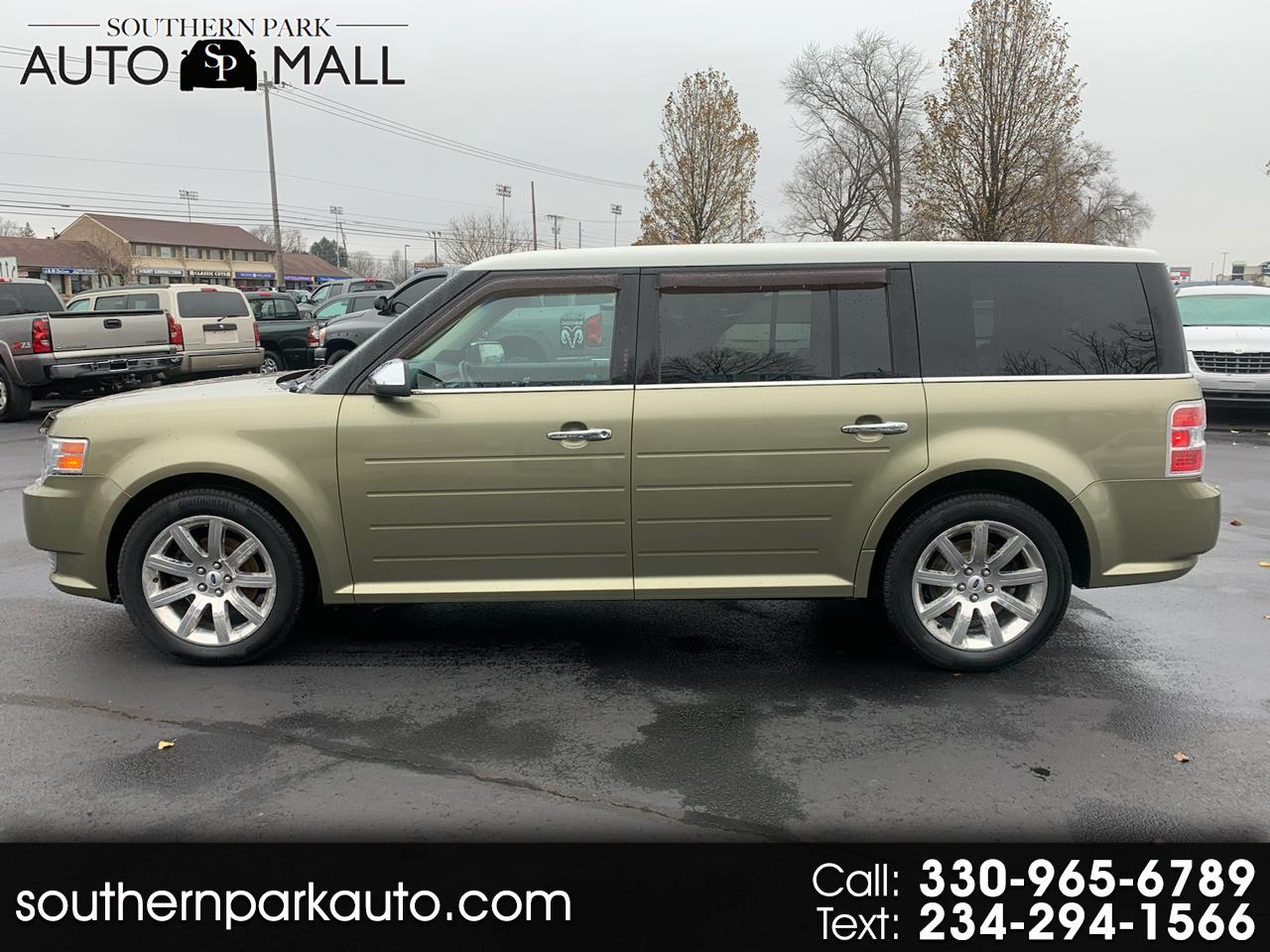 2012 Ford Flex Limited AWD
