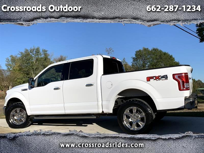 """Ford F-150 4WD SuperCrew 145"""" FX4 2015"""