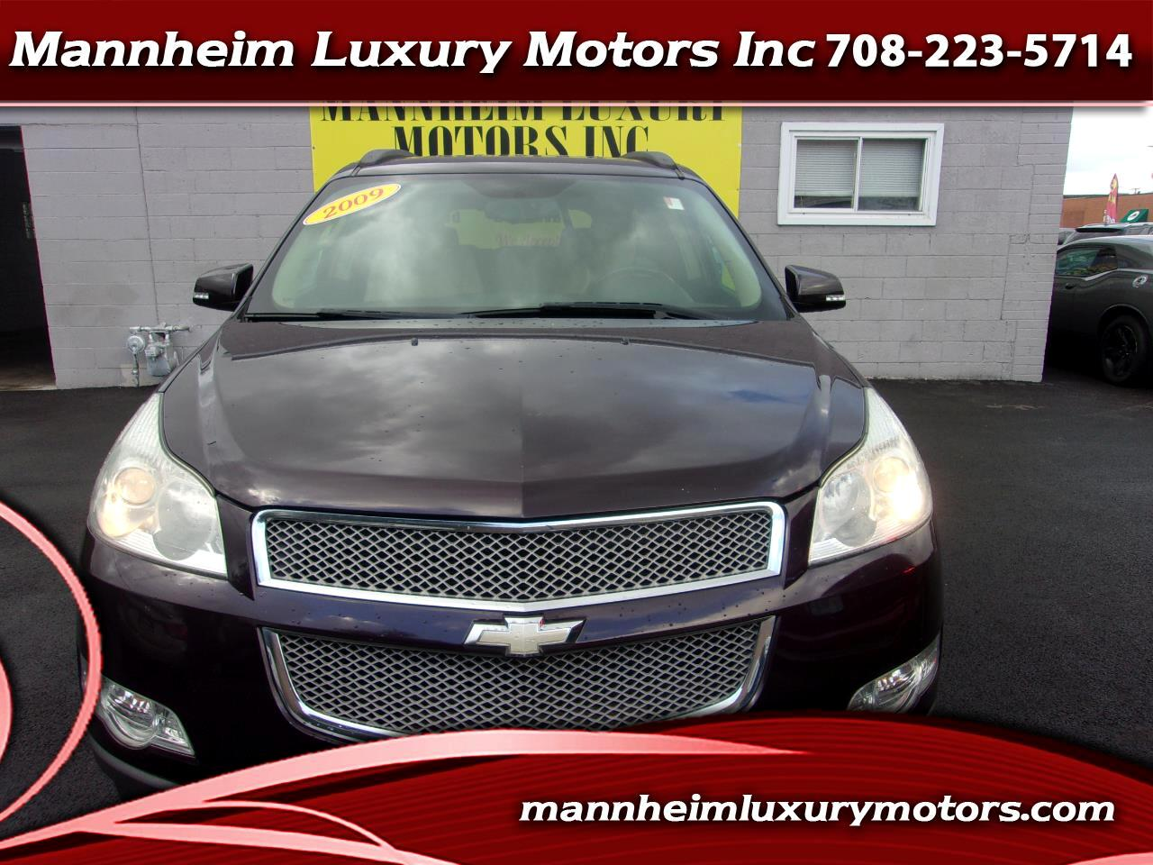 Chevrolet Traverse FWD 4dr LTZ 2009