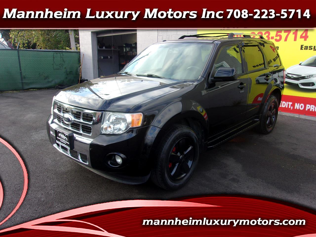 Ford Escape FWD 4dr V6 Auto Limited 2009