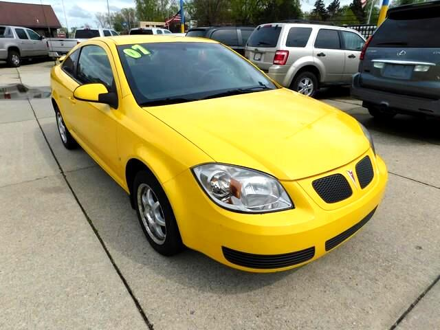 2007 Pontiac Pursuit Base