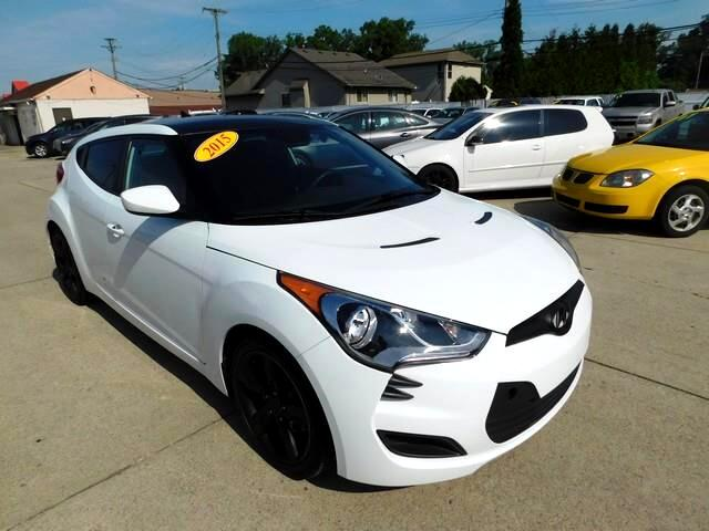 2015 Hyundai Veloster Base 6MT