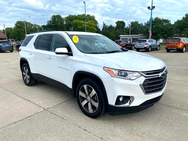 Chevrolet Traverse LT Leather FWD 2019