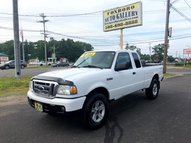 2006 Ford Ranger Supercab 4.0L XLT Off-Rd 4WD w/394A