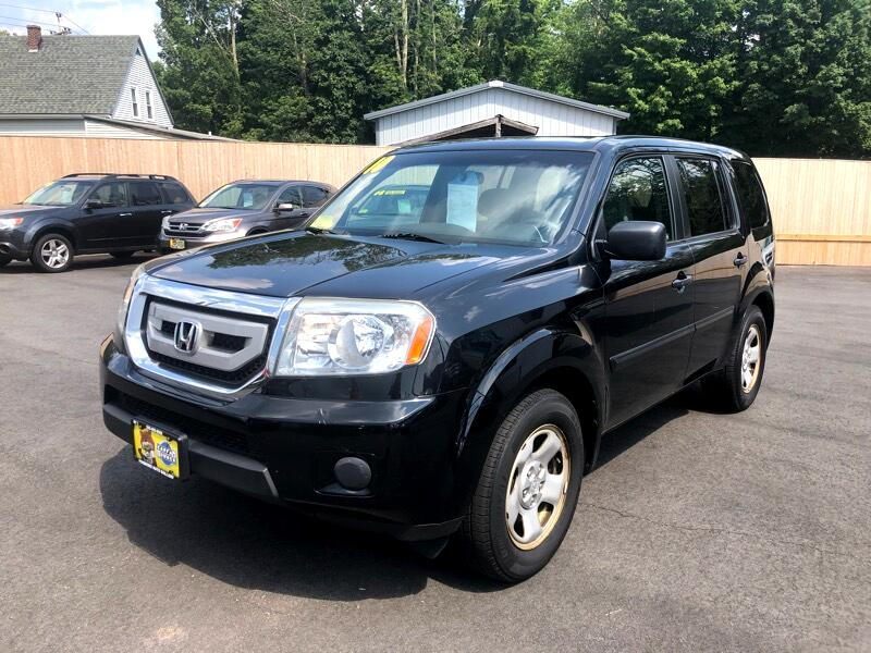 2010 Honda Pilot LX 4WD 5-Spd AT