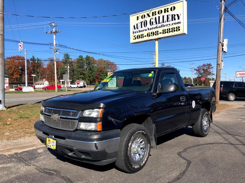 2007 Chevrolet Silverado Classic 1500 LS 4WD