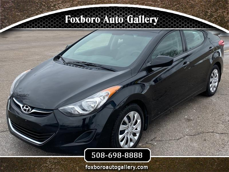 Used Hyundai Elantra Foxborough Ma