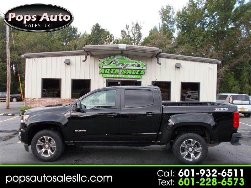 2015 Chevrolet Colorado Z71 Crew Cab 4WD Long Box