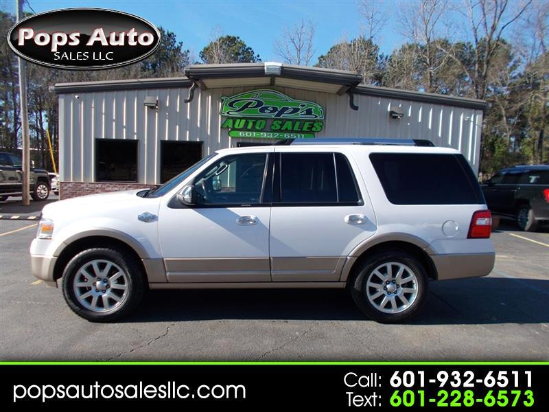 2014 Ford Expedition King Ranch 2WD